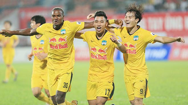 Kết quả bóng đá, HAGL vs Nam Định, Kết quả V-League, BXH V-League, Kqbd, kết quả HAGL vs Nam Định, SLNA vs Bình Dương, Thanh Hóa vs TPHCM, Hải Phòng vs Đà Nẵng, V-League