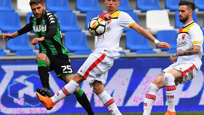 Benevento vs Sassuolo, trực tiếp bóng đá, lịch thi đấu bóng đá, Serie A