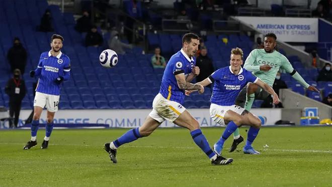 Brighton vs Everton, trực tiếp bóng đá, Ngoại hạng Anh