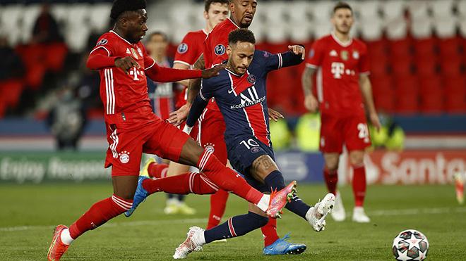 Kết quả bóng đá, PSG vs Bayern, Video PSG 0-1 Bayern, Neymar, Pochettino, Cúp C1, kết quả PSG vs Bayern, kết quả tứ kết Cúp C1, kết quả tứ kết Champions League, kqbd, PSG