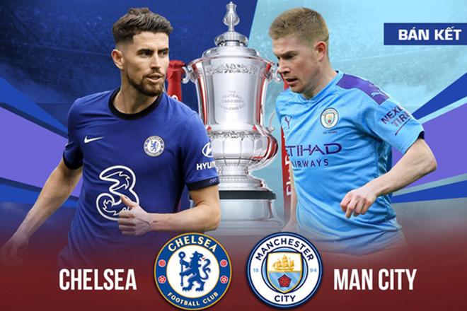 Chelsea vs Man City, Trực tiếp bóng đá, Trực tiếp bán kết cúp FA, SCTV17, K+PM, trực tiếp Chelsea vs Man City, lịch thi đấu bóng đá, Newcastle vs West Ham, Ngoại hạng Anh
