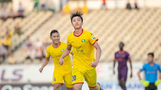 SLNA vs Hà Tĩnh, trực tiếp bóng đá, lịch thi đấu bóng đá, V-League