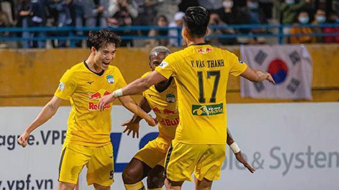 HAGL vs An Giang, trực tiếp bóng đá, lịch thi đấu bóng đá, BĐTV