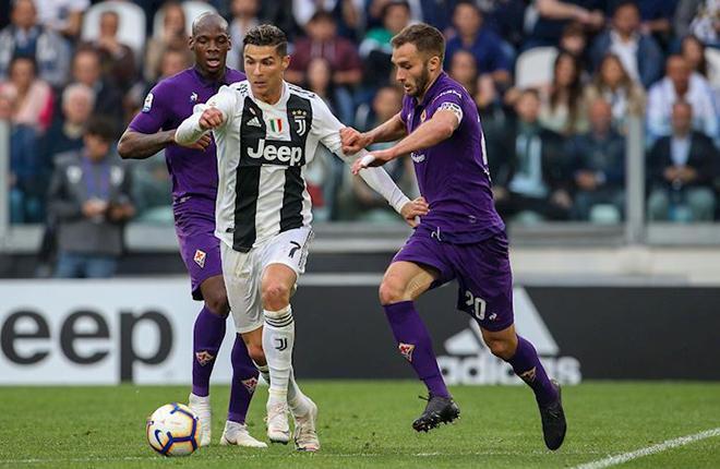 Fiorentina vs Juventus, trực tiếp bóng đá, lịch thi đấu bóng đá, Serie A