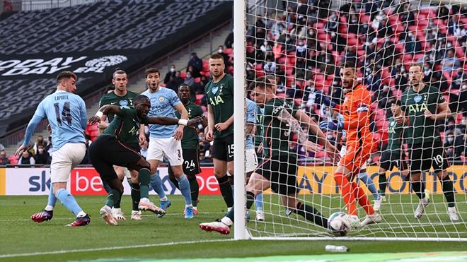 Man City giành cúp Liên đoàn Anh, Man City vs Tottenham, Pep Guardiola, Cúp C1, kết quả Man City vs Tottenham, video Man City Tottenham, kết quả chung kết Cúp Liên đoàn