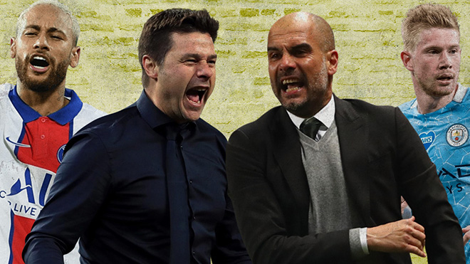 PSG vs Man City, trực tiếp bóng đá, lịch thi đấu bóng đá, bán kết cúp C1, K+PM