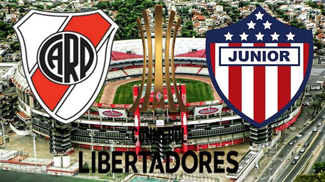 River Plate vs Barranquilla, trực tiếp bóng đá, lịch thi đấu bóng đá, Copa Libertadores