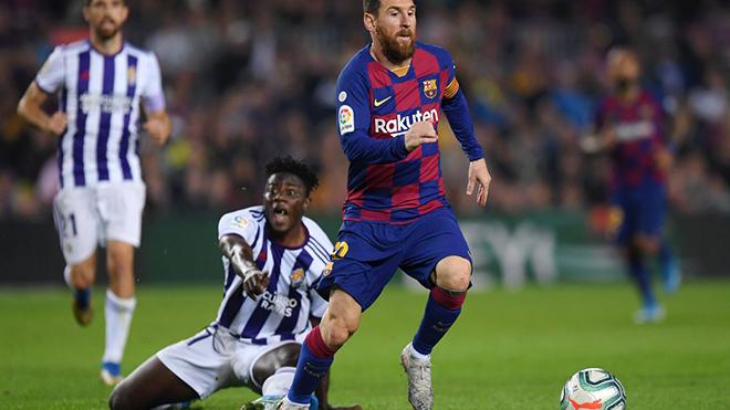 Lịch thi đấu bóng đá hôm nay. Trực tiếp Barcelona vs Valladolid. BĐTV, SCTV17