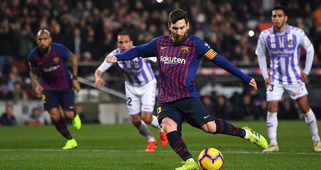 Video Barcelona vs Valladolid, Video clip bàn thắng Barcelona vs Valladolid, Kết quả Barcelona vs Valladolid, Kết quả bóng đá Tây Ban Nha La Liga: Barcelona vs Valladolid