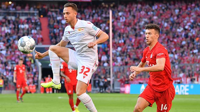 Bayern Munich vs Union Berlin, trực tiếp bóng đá