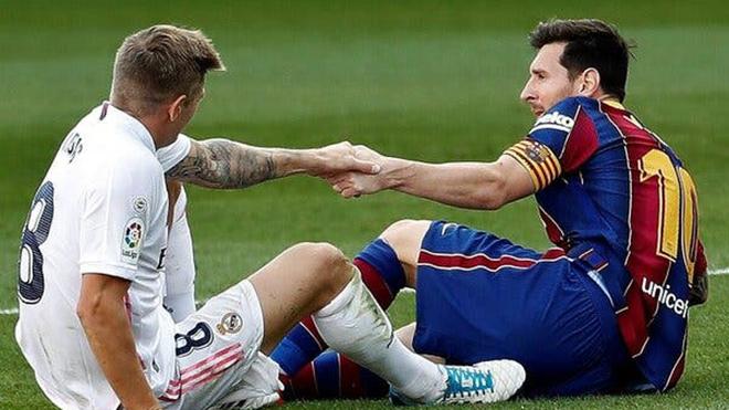 Kết quả bóng đá 10/4, sáng 11/4. Real Madrid thắng Barcelona ở Kinh điển, lên đầu bảng La Liga