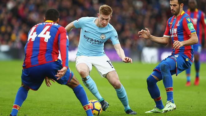 Lịch thi đấu bóng đá hôm nay. Trực tiếp Crystal Palace vs Man City, Chelsea vs Fulham. K+, K+PM