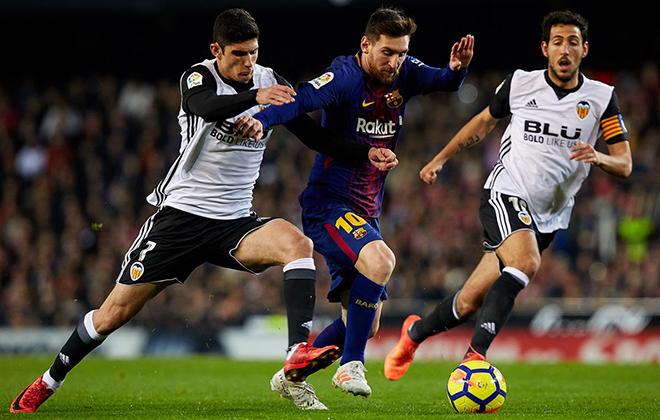 Valencia vs Barcelona, lịch thi đấu bóng đá, trực tiếp bóng đá, BĐTV