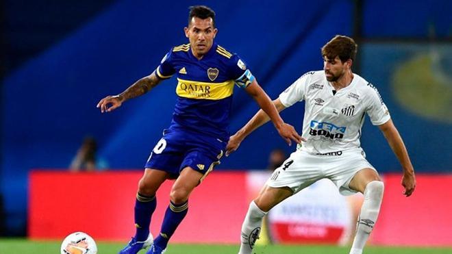 Santos vs Boca Juniors, trực tiếp bóng đá, lịch thi đấu bóng đá, Copa Libertadores, TTTT HD
