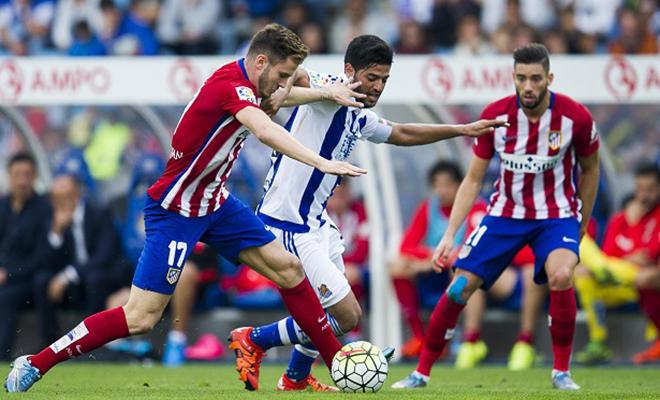 Lịch thi đấu bóng đá hôm nay, Atletico vs Sociedad, Sassuolo vs Juventus, BĐTV, trực tiếp bóng đá, lịch thi đấu La Liga, lịch thi đấu Serie A, BXH Serie A, BXH La Liga