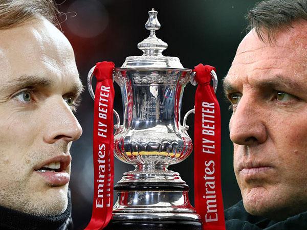 Cập nhật trực tiếp bóng đá Anh: Chelsea vs Leicester. Trực tiếp chung kết cúp FA