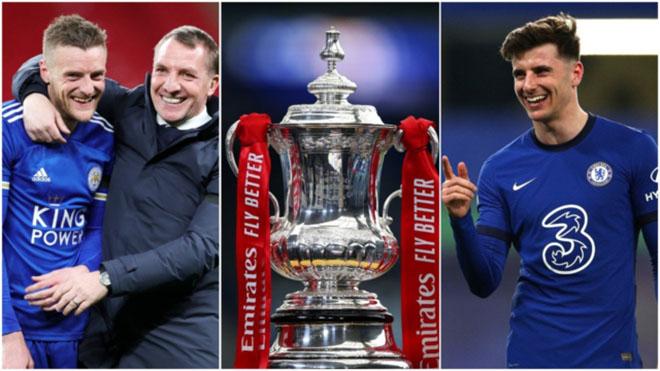 Lịch thi đấu bóng đá, Lịch thi đấu chung kết cúp FA, Trực tiếp Chelsea Leicester, trực tiếp bóng đá, Chelsea vs Leicester, FPT, Vieon, Chelsea đấu với Leicester, cúp FA
