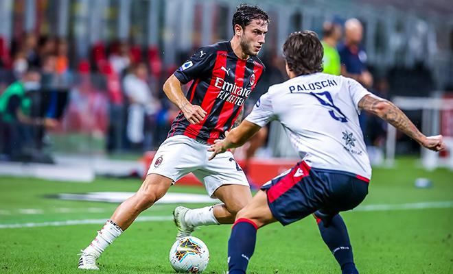 trực tiếp bóng đá, lịch thi đấu bóng đá, Milan vs Cagliari, Serie A, FPT