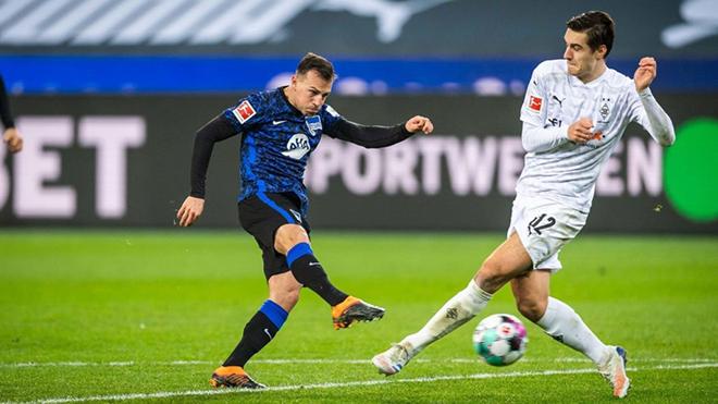 Mainz vs Hertha Berlin, trực tiếp bóng đá, lịch thi đấu bóng đá