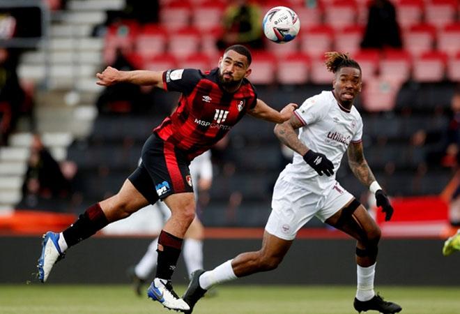 Brentford vs Bournemouth, trực tiếp bóng đá, lịch thi đấu bóng đá
