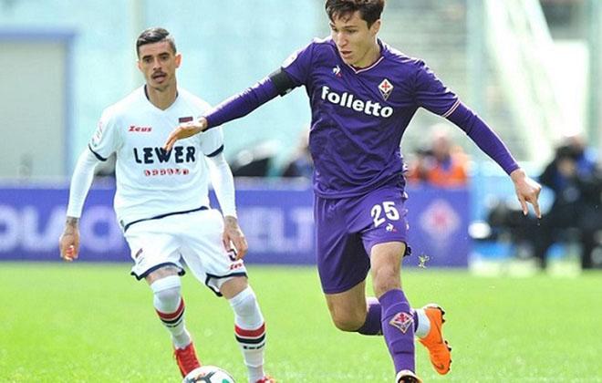 Crotone vs Fiorentina, trực tiếp Crotone vs Fiorentina, lịch thi đấu bóng đá, trực tiếp bóng đá, Serie A