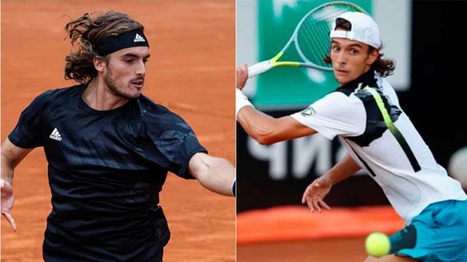 Kết quả tennis 22/5, sáng 23/5. Tsitsipas vào chung kết Lyon Open, Cori Gauff, Casper Ruud vô địch