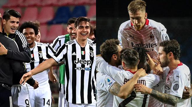 Serie A hạ màn: Milan và Juventus cùng dự C1, Napoli ngậm ngùi xuống C2