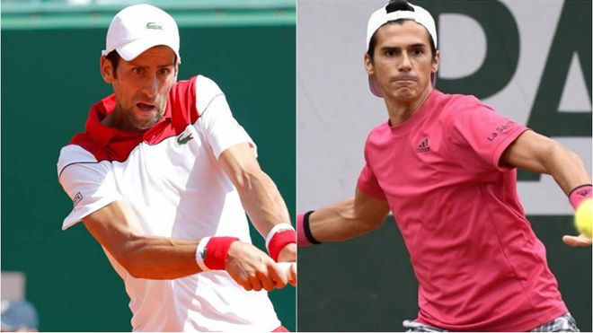 Kết quả tennis hôm nay. Djokovic đè bẹp Federico Coria, vào bán kết Belgrade Open