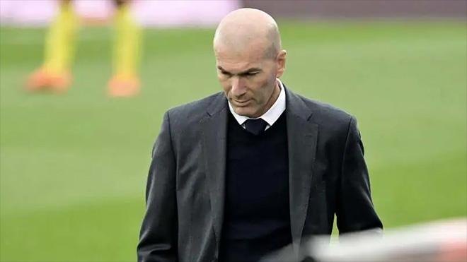 Zidane chính thức chia tay Real Madrid