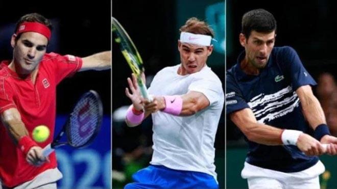 Big Three, Bốc thăm Roland Garros, Djokovic, Nadal, Federer, Kết quả bốc thăm Roland Garros, lịch thi đấu Roland Garros, lịch thi đấu Pháp mở rộng, lịch phát sóng Roland Garros
