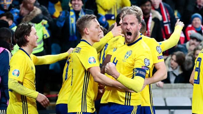 Lịch thi đấu bóng đá, trực tiếp bóng đá, Thụy Điển vs Phần Lan, BĐTV, giao hữu ĐTQG