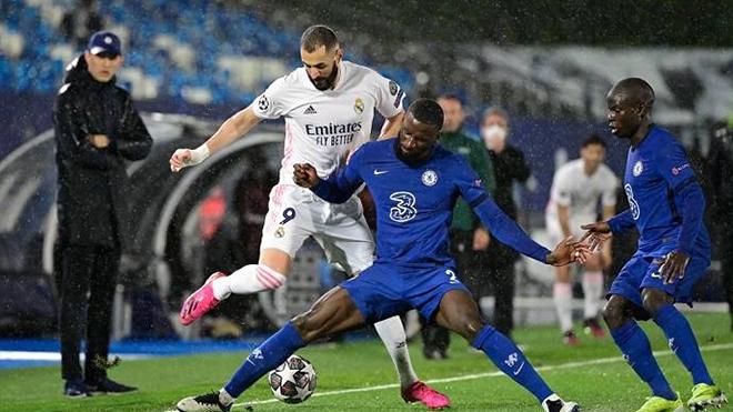 Lịch thi đấu bóng đá hôm nay. Trực tiếp Chelsea vs Real Madrid. K+, K+PM