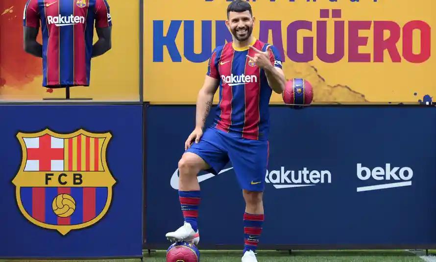 Đội hình Barcelona mùa tới: Cách mạng với Aguero, Depay, Wijnaldum, Eric Garcia, Aguero tới Barcelona, chuyển nhượng Barcelona, chuyển nhượng Barca, bóng đá Tây Ban Nha