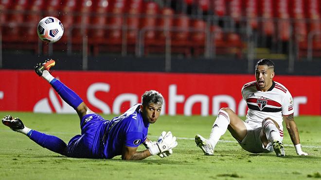 Racing Club vs Sao Paulo, lịch thi đấu bóng đá, trực tiếp bóng đá, Copa Libertadores, TTTT HD