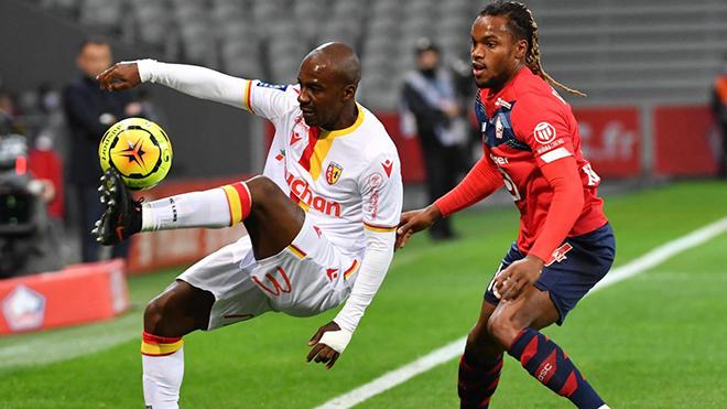 Lens vs Lille, trực tiếp bóng đá, lịch thi đấu bóng đá, Ligue 1