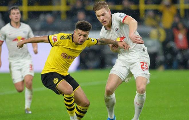 Dortmund vs Leipzig, lịch thi đấu bóng đá, trực tiếp bóng đá, VTV6, Bundesliga