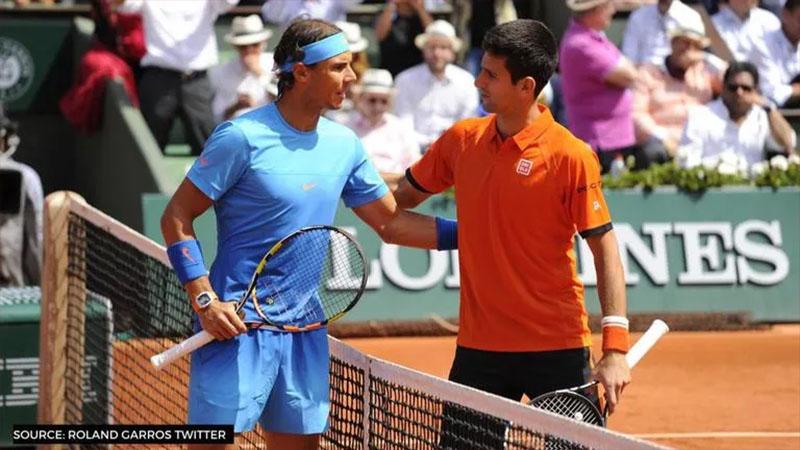 Xem trực tiếp tennis Djokovic vs Nadal ở đâu, trên kênh nào?