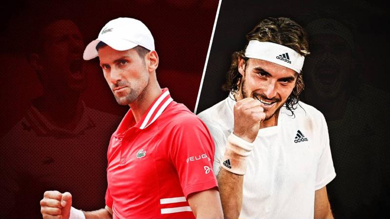 TRỰC TIẾP tennis Djokovic vs Tsitsipas, chung kết Pháp mở rộng Roland Garros 2021