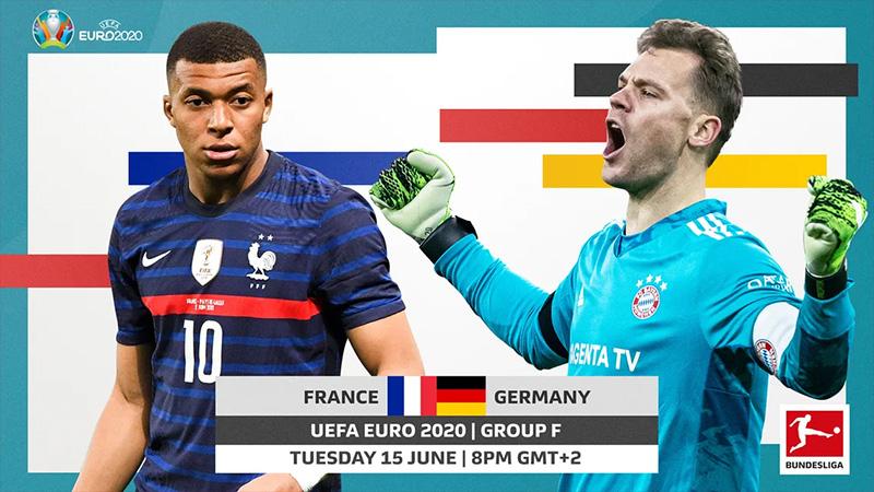 Lịch thi đấu bóng đá EURO 2021 hôm nay 15/6 trên VTV3, VTV6
