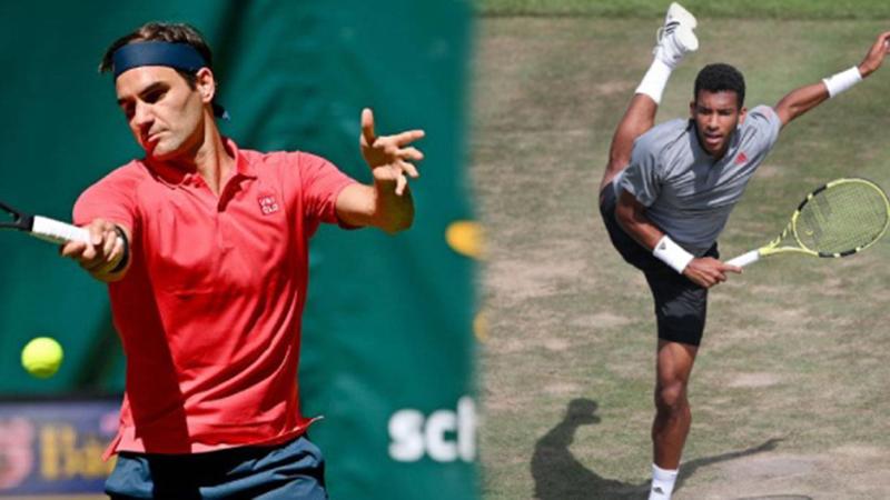 Kết quả tennis hôm nay, Aliassime vs Federer, Kết quả tennis Halle Open. Federer, Kết quả tennis, kết quả Aliassime vs Federer, Federer thua Aliassime, kết quả Halle Open