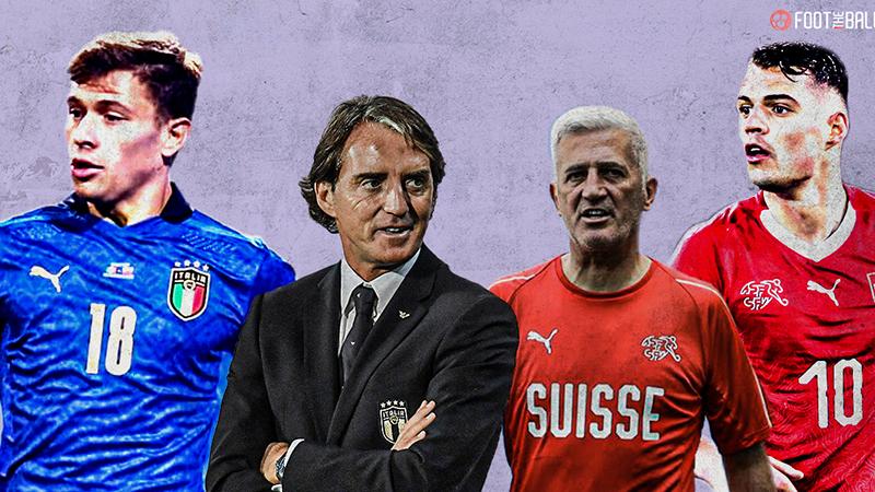 Lịch thi đấu, trực tiếp bóng đá vòng bảng EURO 2021 hôm nay, 16/6, trên VTV3, VTV6