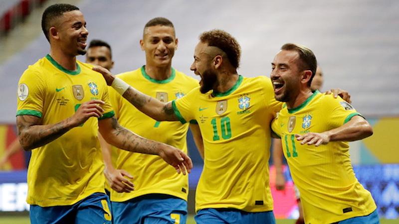 Lịch thi đấu, trực tiếp bóng đá Copa America 2021 hôm nay, 18/6, trên BĐTV, TTTV