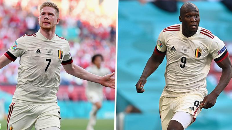 Kết quả Đan Mạch vs Bỉ, Kết quả EURO 2021, Kevin de Bruyne: Thủ lĩnh dải ngân hà, Đan Mạch, kết quả bóng đá, ket qua bong da, bảng xếp hạng bảng B, Bỉ lọt vào vòng 1/8
