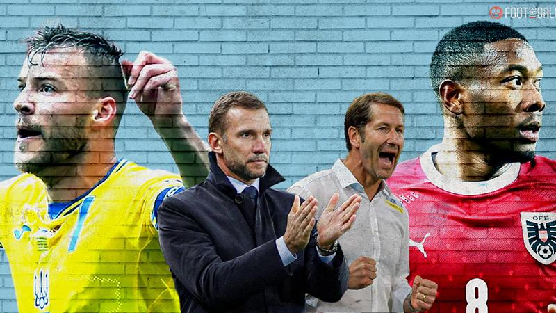 Lịch thi đấu bóng đá hôm nay: Ukraine vs Áo, Nga vs Đan Mạch. VTV3, VTV6, VTVGo