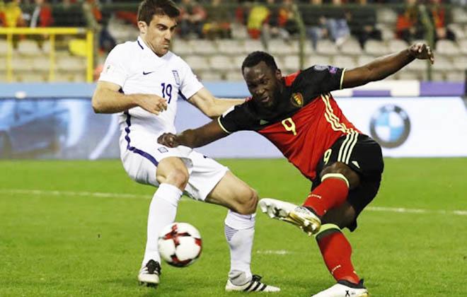 Bỉ vs Hy Lạp, trực tiếp bóng đá, lịch thi đấu bóng đá, giao hữu ĐTQG