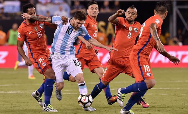 Argentina vs Chile, vòng loại world cup 2022 khu vực Nam Mỹ, lịch thi đấu bóng đá, trực tiếp bóng đá