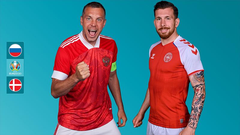 Lịch xem trực tiếp bóng đá EURO 2021 hôm nay trên kênh VTV3, VTV6 (22/6/2021)