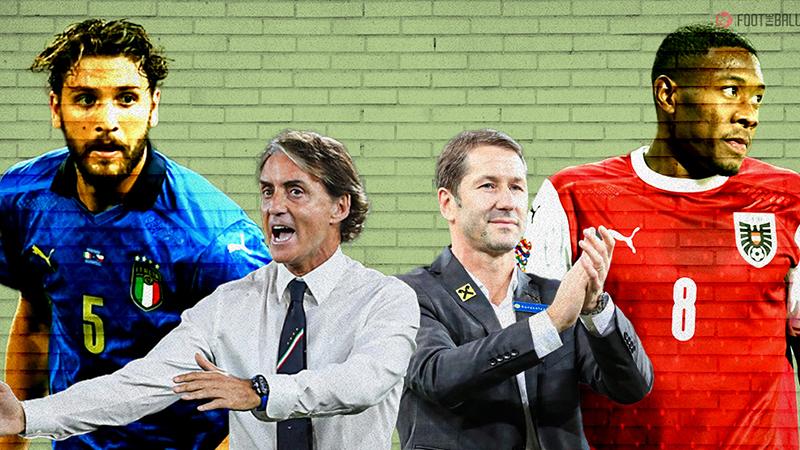 [CẬP NHẬT] Trực tiếp bóng đá EURO 2021 hôm nay: Ý vs Áo, Đan Mạch vs Wales