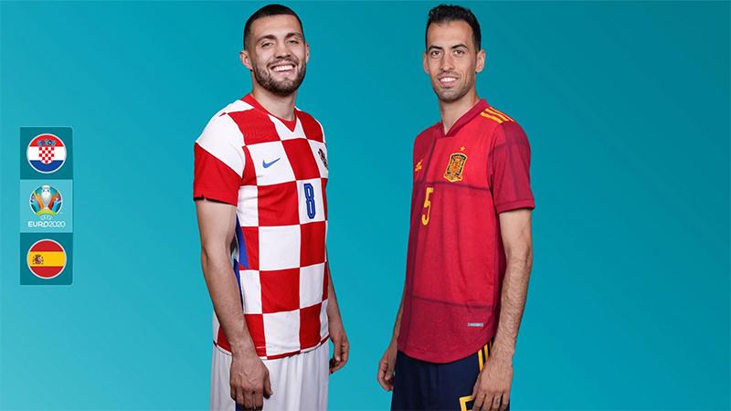 [CẬP NHẬT] Trực tiếp bóng đá: Croatia vs Tây Ban Nha, Pháp vs Thụy Sĩ, EURO 2021 vòng 1/8