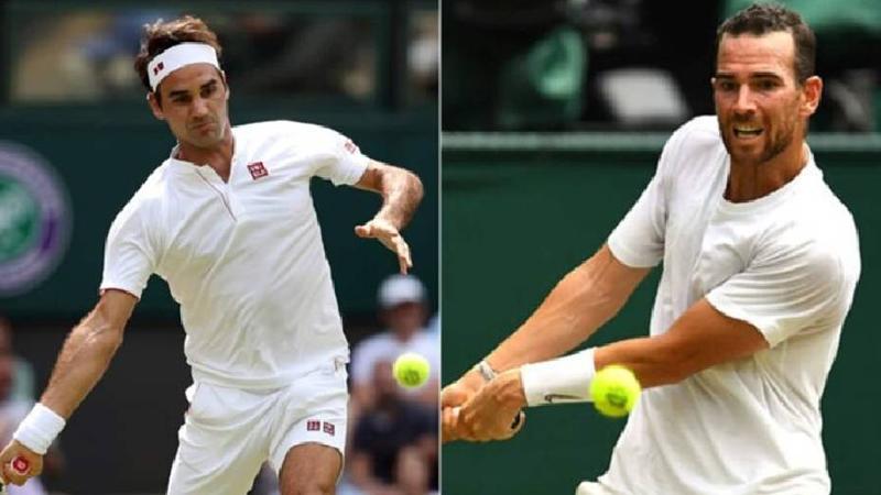 Lịch thi đấu, trực tiếp Wimbledon hôm nay (29/6/2021): Thách thức cho Federer